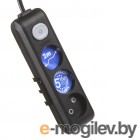 Удлинитель Panasonic X-Tendia 3 Sockets 2m WLTA0232-2BL-RES