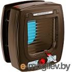 Электронная дверца для животных Ferplast Swing Microchip / 72090012 (коричневый)