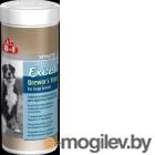 Кормовая добавка для животных 8in1 Excel Brewers Yeast / 109525/660470 (80таб)