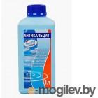 обработка Жидкость для очистки стенок бассейна от грязи и известковых отложенений Маркопул-Кемиклс Антикальцит 1л М87