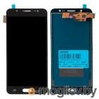 дисплей в сборе с тачскрином для Samsung Galaxy J5 (SM-J510F/DS) черный (2016) TFT с регулировкой яркости