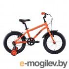 Велосипед Stark20 Foxy 16 Boy оранжевый/голубой/черный H000016492