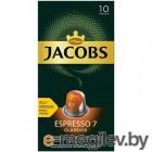 Кофе молотый Jacobs Monarch Espresso 7 Classico Nespresso 52г. (8052287)