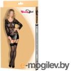 Костюм эротический Candy Girl Livia / 840064-BLK-XL