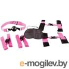 БДСМ-набор Pipedream Pink Passion Bondage Kit / 138597
