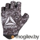 Перчатки для фитнеса Reebok RAGB-13633 (S, белый/черный)