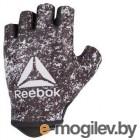 Перчатки для фитнеса Reebok RAGB-13634 (М, белый/черный)