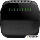 Роутер беспроводной D-Link DSL-2640U/R1A ADSL2+/VDSL2 черный