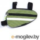 Велосумки и велорюкзаки Велосумка Alpine Bags Green вс013.022.156