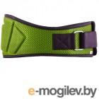 Скакалки, пояса, диски, степы и другие аксессуары Пояс Harper Gym JE-2624 широкий XXS Black-Green 361325