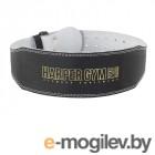 Скакалки, пояса, диски, степы и другие аксессуары Пояс Harper Gym Jabb JE-2623 узкий Leather M Black 311061