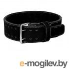 Скакалки, пояса, диски, степы и другие аксессуары Пояс Harper Gym JE 2633-B Leather M Black 361326