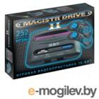 Игровая приставка Sega Magistr Drive 2 Lit 252 игры