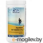 Активный кислород Chemoform Аквабланк О2 в таблетках 20g 1kg 0595001
