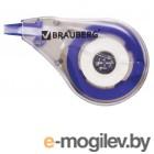 Письменные принадлежности и расходные материалы Корректирующая лента Brauberg 4mm x 8m 220640
