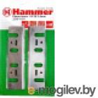 Нож для рубанка Hammer Flex 209-104 PB (2шт)