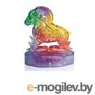 3D-пазлы DIY House Магический кристалл Овен со светом 9051A