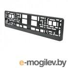 Рамки номерного знака Mashinokom Сетка Black RG100A