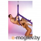 Секс-качели Pipedream Fantasy Swing 7067 (фиолетовый)