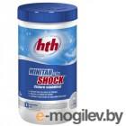 обработка Многофункциональные таблетки HTH Minitab Shock 1.2kg C800672H2