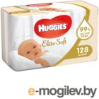 Влажные салфетки Huggies Elite Soft многослойные / 5029053534749 (128шт)