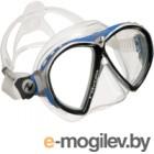 Маска для плавания Aqua Lung Sport Favola 111950 (серебристый/синий)