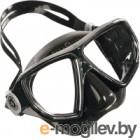 Маска для плавания Aqua Lung Sport Oyster MS384111 (черный/темно-серый)