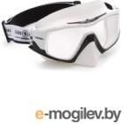 Маска для плавания Aqua Lung Sport Versa MS444EU0901L (белый/черный)