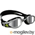 Очки для плавания Aqua Sphere Kaiman Exo / 175760/EP116118 (серебристый/черный)