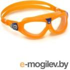 Очки для плавания Aqua Sphere Seal Kid 2 MS4450840LC (оранжевый/синий)