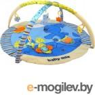 Baby Mix ТК/3240С Плюшевый мишка голубой