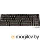 Клавиатура для Asus K52, K53, K54, K55  ДОНОР (нет одной кнопки)