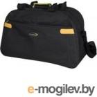Дорожная сумка Globtroter 84056 (черный)