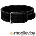 Скакалки, пояса, диски, степы и другие аксессуары Пояс Harper Gym JE 2633-B Leather XXL Black 361326