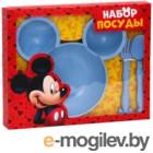 Набор детской посуды Disney Микки Маус / 3950103