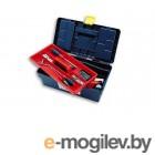 Ящик для инструмента пластмассовый с лотком 10 (290x170x127 мм) (110009) (TAYG)