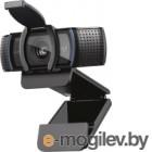 Веб-камера Logitech HD Pro Webcam C920s (960-001252)