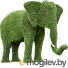 Каркасное топиари Грифонсервис Слон ТОП43-4 (зеленый)