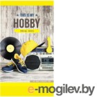 Блокнот ArtSpace Boys Hobby. Микс / Б6к32_29361 (32л, клетка)