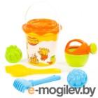 Набор игрушек для песочницы Полесье Оранжевая корова №5 / 83197