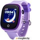 Умные часы детские Wonlex GW400X (фиолетовый)