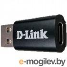 Разветвитель USB 3.0 D-Link DUB-1310/B1A 1порт.