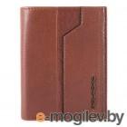 Кошелек мужской Piquadro Kobe PU3244S105R/TM темно-коричневый
