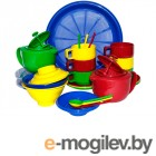 Посуда для туризма Набор посуды Solaris S1609