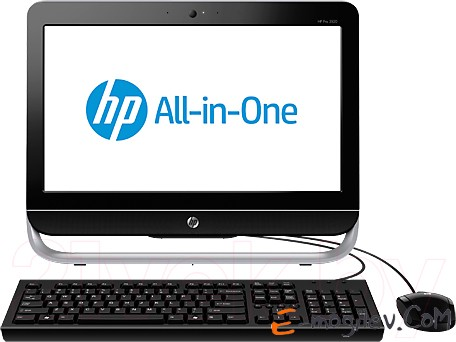 Моноблок HP Pro All-in-One 3520 D1V72EA