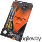 Дротики для дартса Harrows Softip Matrix 3x16gK / 841HRED16016