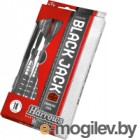 Дротики для дартса Harrows Steeltip Black Jack / 842HRED90122