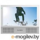 Монитор LCD 7 IP DOORPHONE SONIK 7 WHITE/SILVER SLINEX