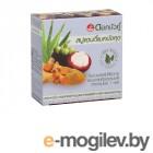 Twin Lotus Мыло антибактериальное с травами и мангустином 85g 0133