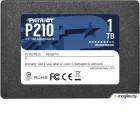 SSD диск Patriot P210 1TB (P210S1TB25)